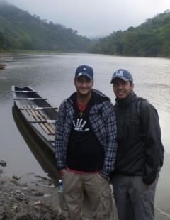 Alfonso y Jose (Foto: Nervión al día)
