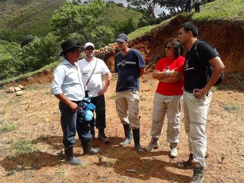 Voluntarios AS en Honduras