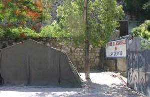 Entrada Escuela San Gerardo