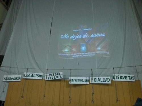 Inicio del concierto (Foto: @asolidaridad)
