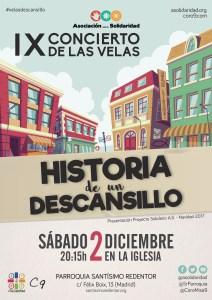 Concierto de las Velas en Santísimo Redentor (Madrid)