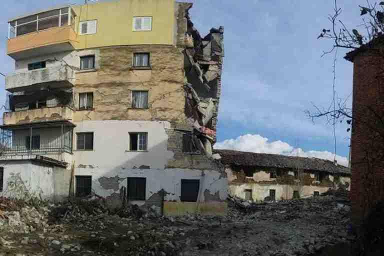 Albania Terremoto Durres