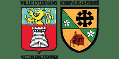 Logo de la ville d'Ornans