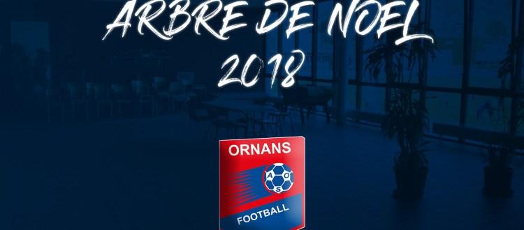 Noël football AS Ornans