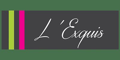 Logo de l'entreprise l'Exquis à Ornans
