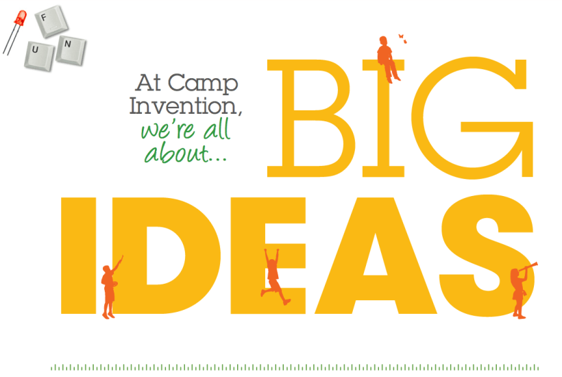 Camp Invention Summer Camp Giveaway