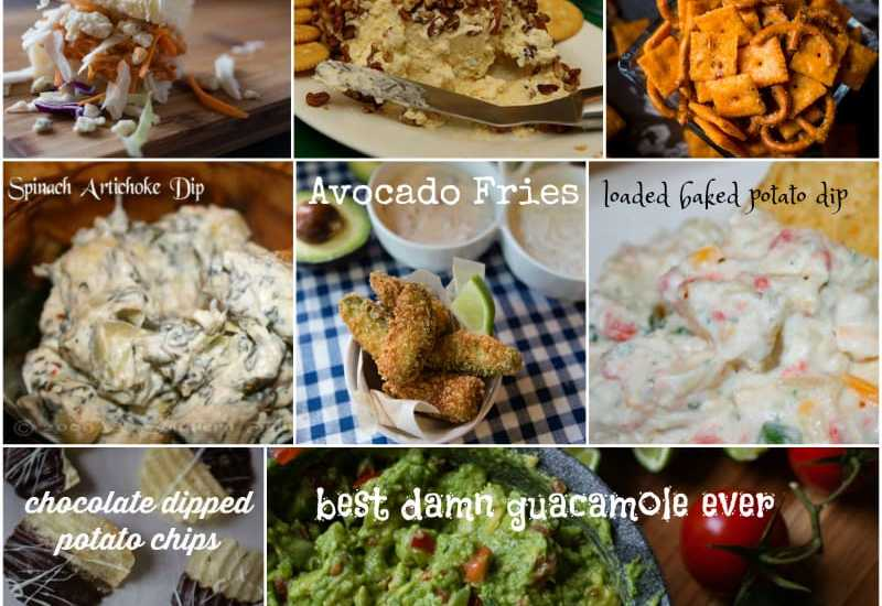 8 Easy and Delicious Appetizer Recipes to Make Your Superbowl Party Even More Epic