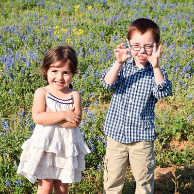 4 Years of Texas Bluebonnets In Pictures…