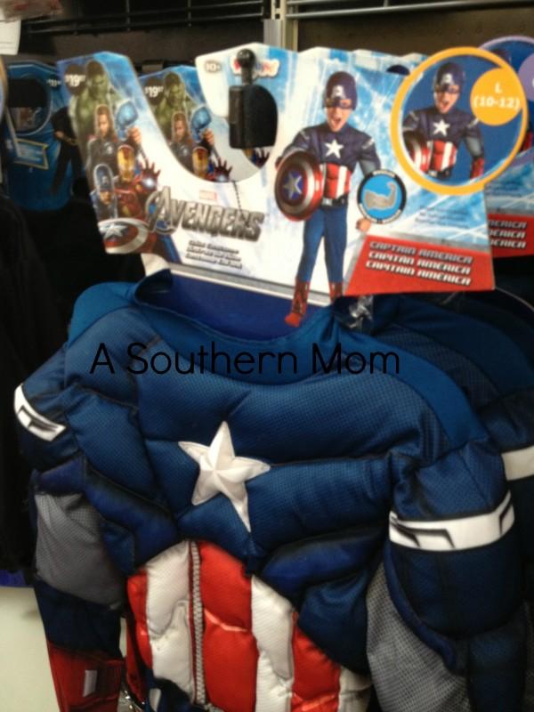 Avengers-Costumes