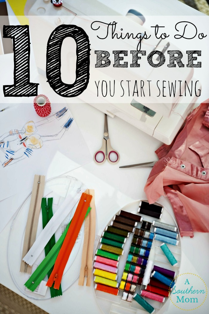 basic sewing