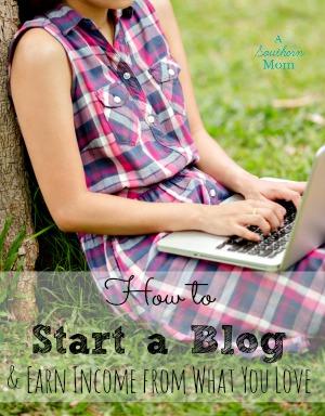 how to start a blog -sidebar