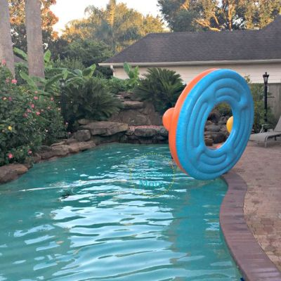 Fun in the Sun – A Review of the Flofa by Backyard Ocean