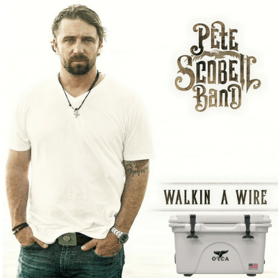 Count Your Blessings – Pete Scobell Band Album Giveaway (Plus Win a $269.99 Orca Cooler!) #WalkinAWire