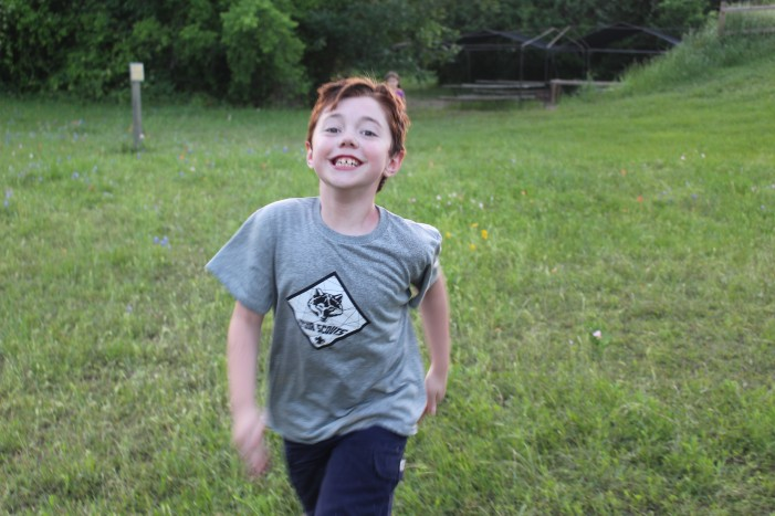 Bovay Scout Camping Trip and Bluebonnets 2015 269