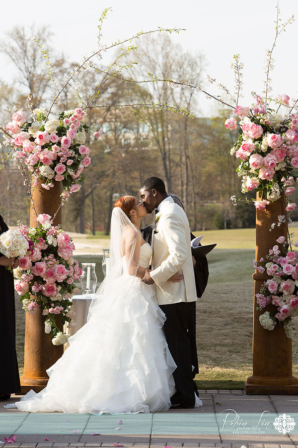Desiree And Armanti Edwards Wedding In Charlotte