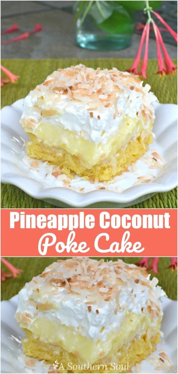 Pineapple Cake Fresh Pineapple