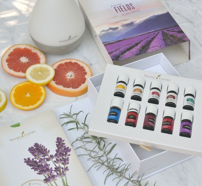 young living essential oils from a southern soul