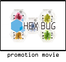 Watch Hex Bugs GO here!