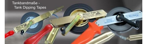 Sounding Tape Carbon Steel: Richter IPM tank dipping tape ...