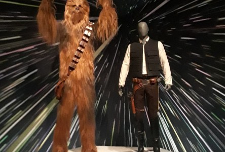Star Wars Costumes at the Detroit Institute of Arts: From a Galaxy Far, Far Away