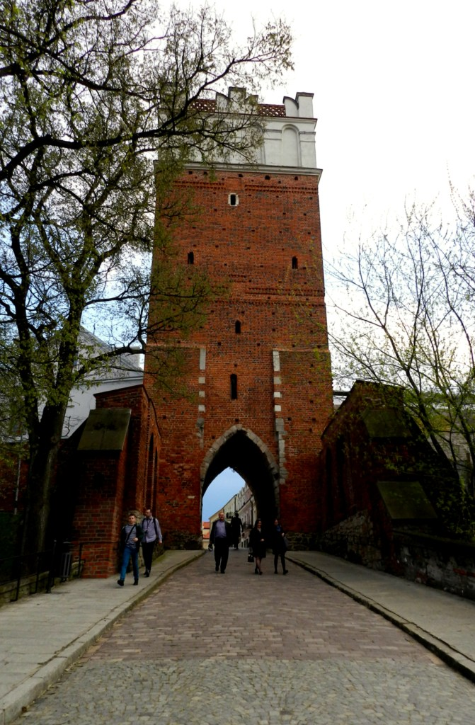 Sandomierz Tower