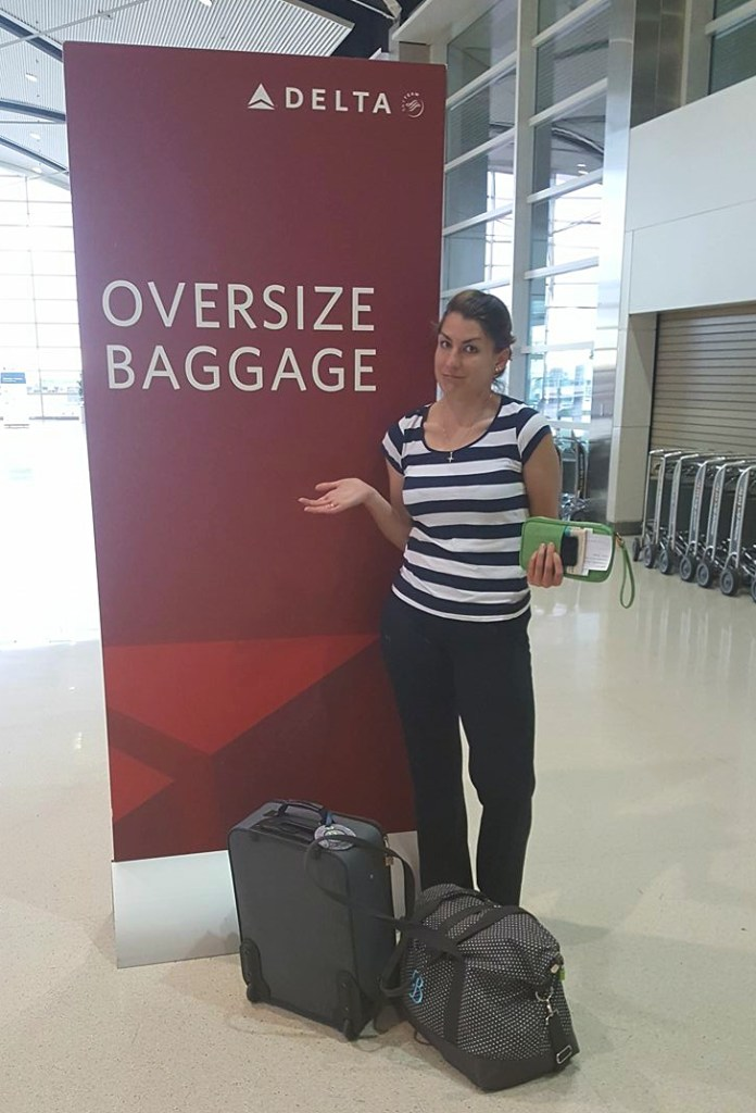 oversize baggage