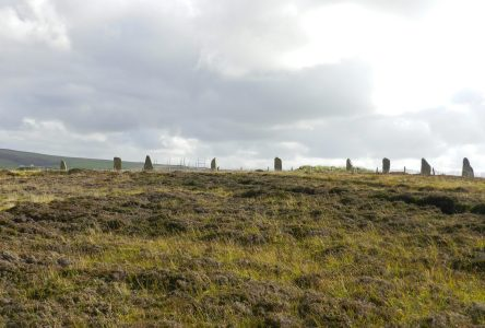 The Ring of Brodgar: Orkney's Neolithic Standing Stones