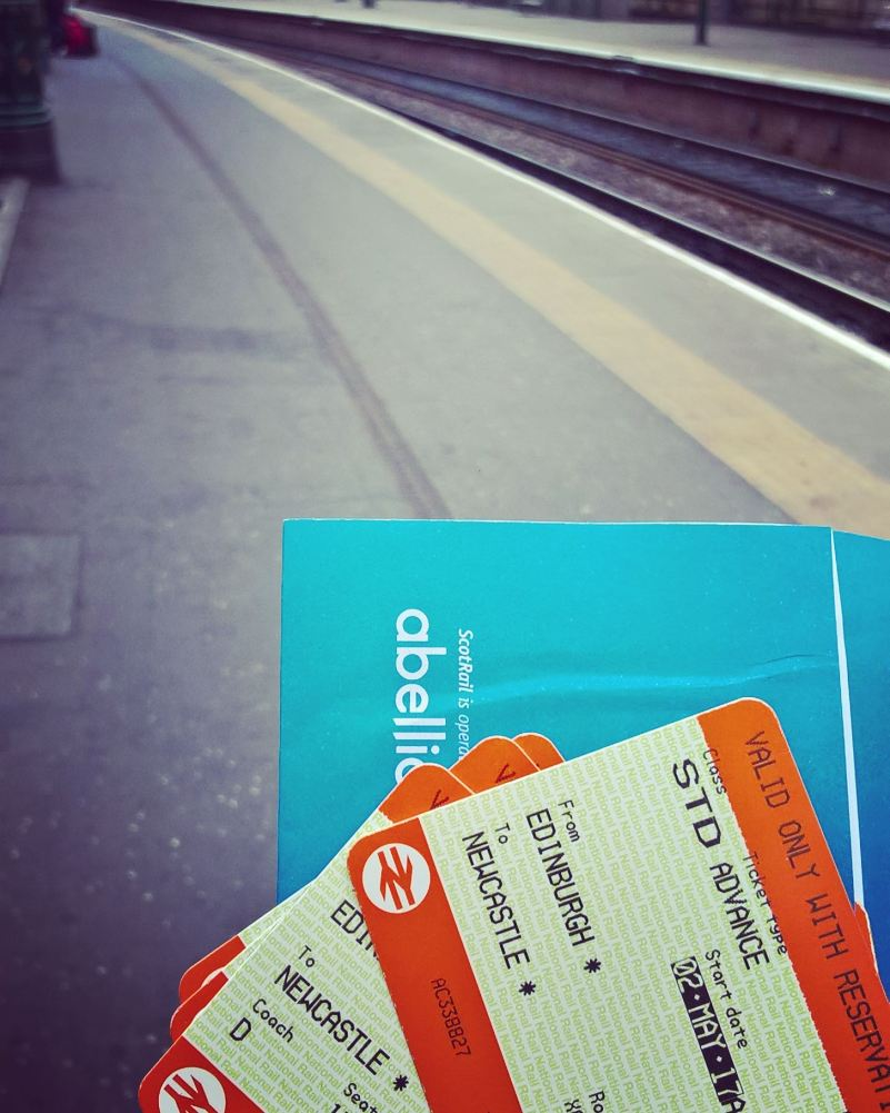 Scotrail train tickets