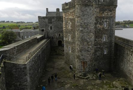 Blackness Castle: The Ship that Never Sailed