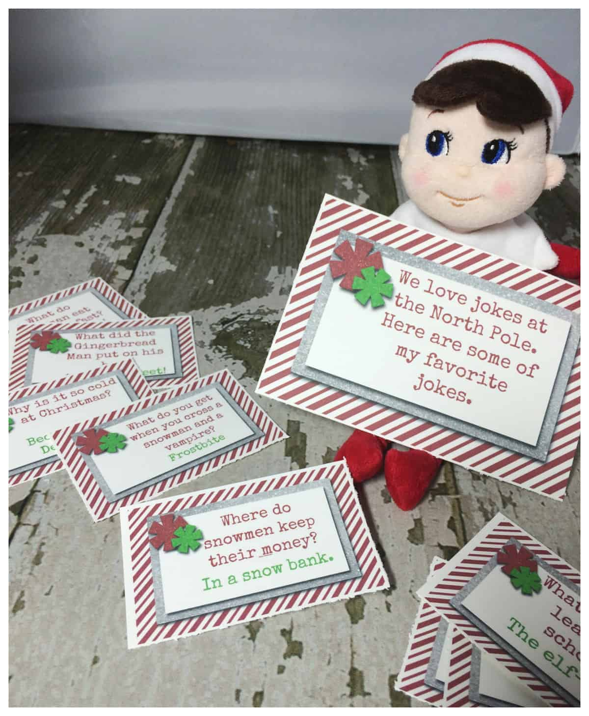 10 Easy Elf On The Shelf Printables Free Ideas For Kids