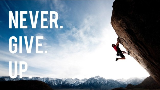 5 Powerful Reasons To NEVER Give Up