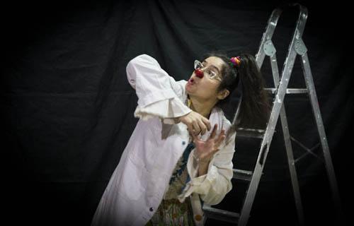 La doctora Aspasia • fotografía de Lisístrata Live In Tokyo