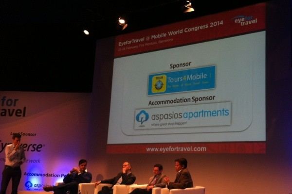 Aspasios at MWC: EyeforTravel