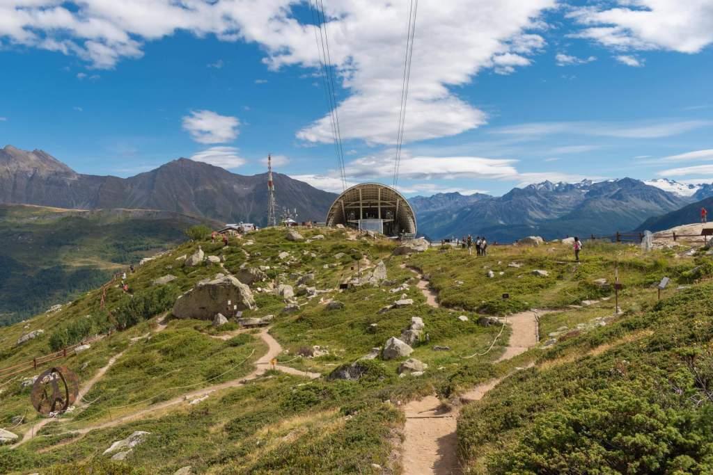 Skyway Monte Bianco - Pavillon