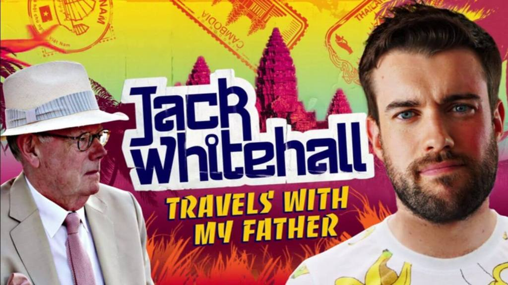 Jack Whitehall - Travel with my father - Documentari di viaggio
