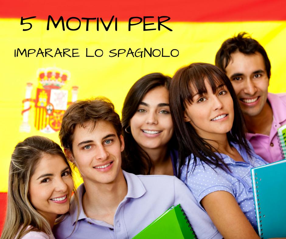 5 motivi per imparare lo spagnolo