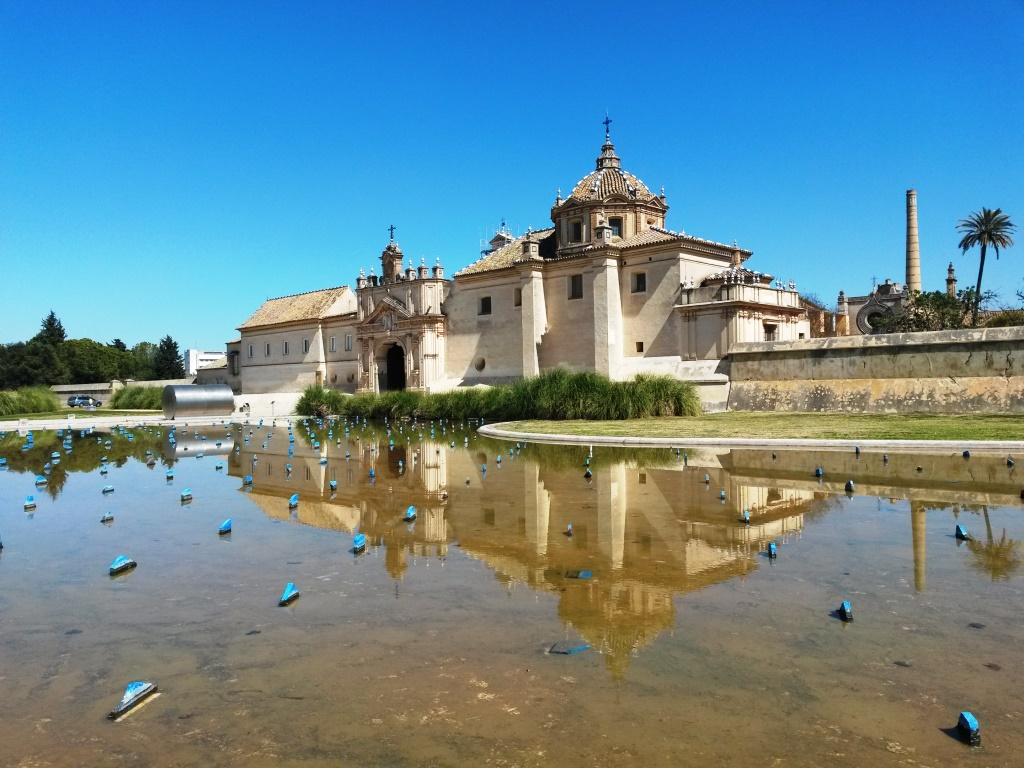 Lavorare a Siviglia - CAAC Monastero Cartuja