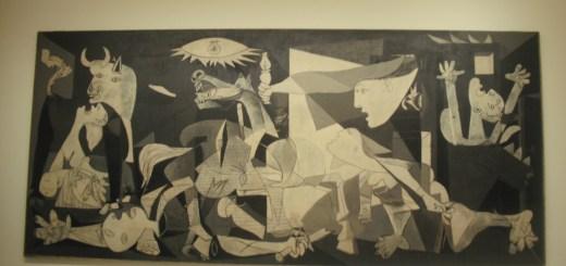 La rivincita degli stranieri - Guernica Reina Sofia