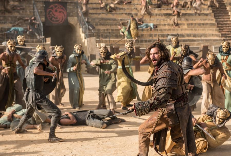 Trono di Spade Osuna - foto HBO