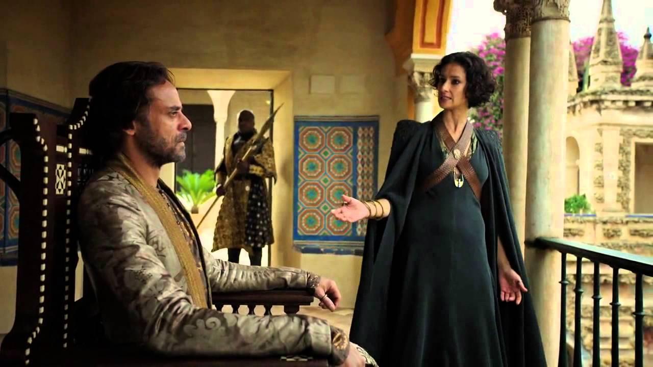 trono di spade siviglia -Regno di Dorne - foto dal web
