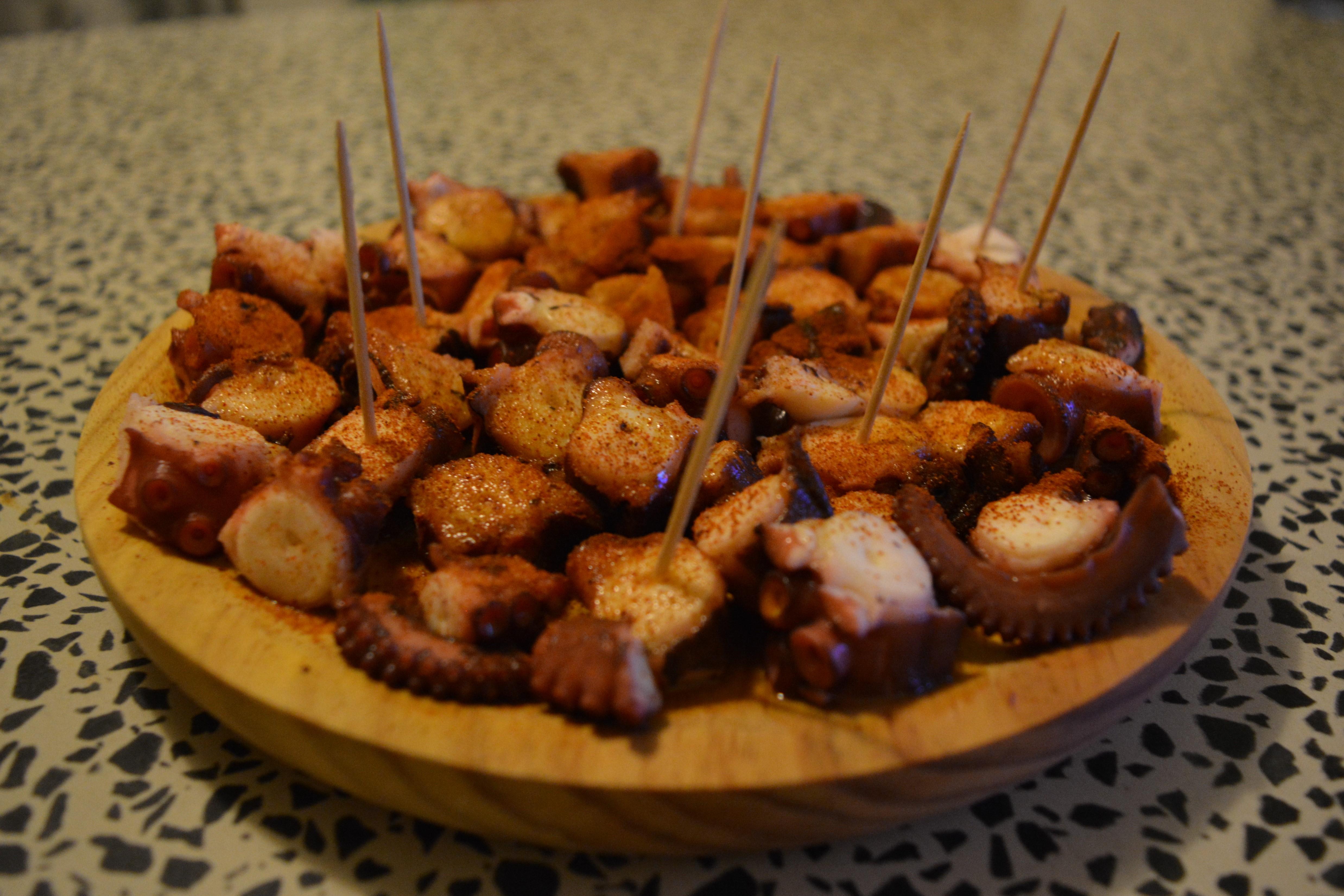 ricetta pulpo a la gallega 2 - aspassoperlaspagna.it