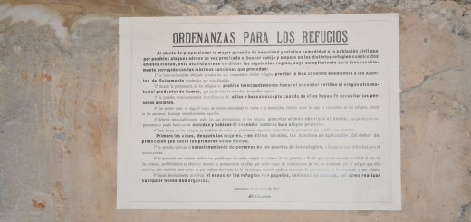 rifugio antiaereo santander - regolamento aspassoperlaspagna.it