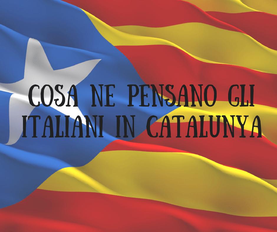 opinione italiani in Catalunya - aspassoperlaspagna.it