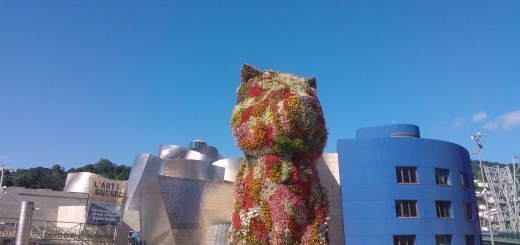 Puppy Guggenheim bilbao - aspassoperlaspagna.it