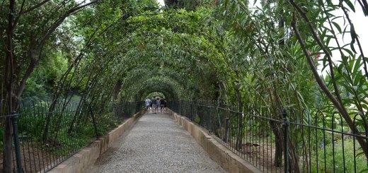 Alhambra granada fortezza rossa - generalife - aspassoperlaspagna.it