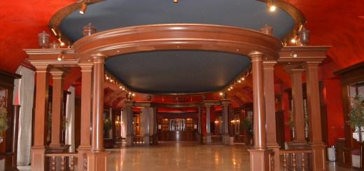Teatro Real di Madrid - Salone del Ballo