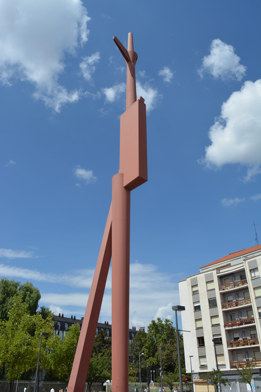 Artium Vitoria-Gasteiz museo - la Mirada -aspassoperlaspagna.it