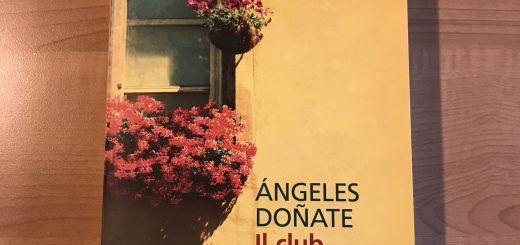 Ángeles Donate - il club delle lettere segrete - aspassoperlaspagna.it