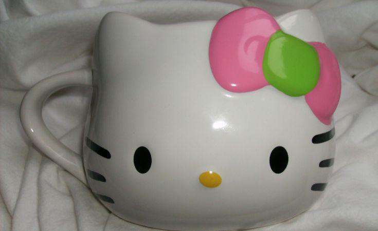 Hello Kitty Mug Review