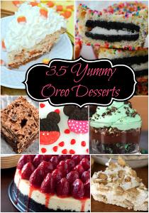 35 Yummy Oreo Dessert Recipes